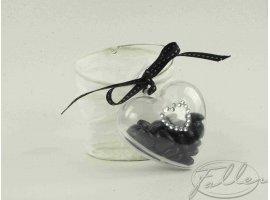 Dragées Mariage - Lampion blanc et dragees mariage