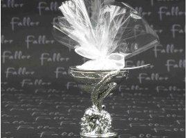 Dragées Communion - Petit calice argent et dragees de communion