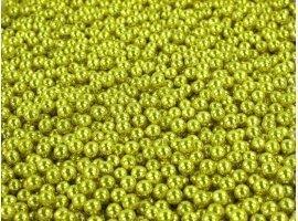 Dragées en Vrac - Perle or en sucre 200gr