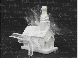 Dragées Communion - Église blanche pour communion