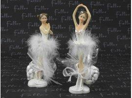 Dragées Communion - Petite ballerine avec dragées de communion